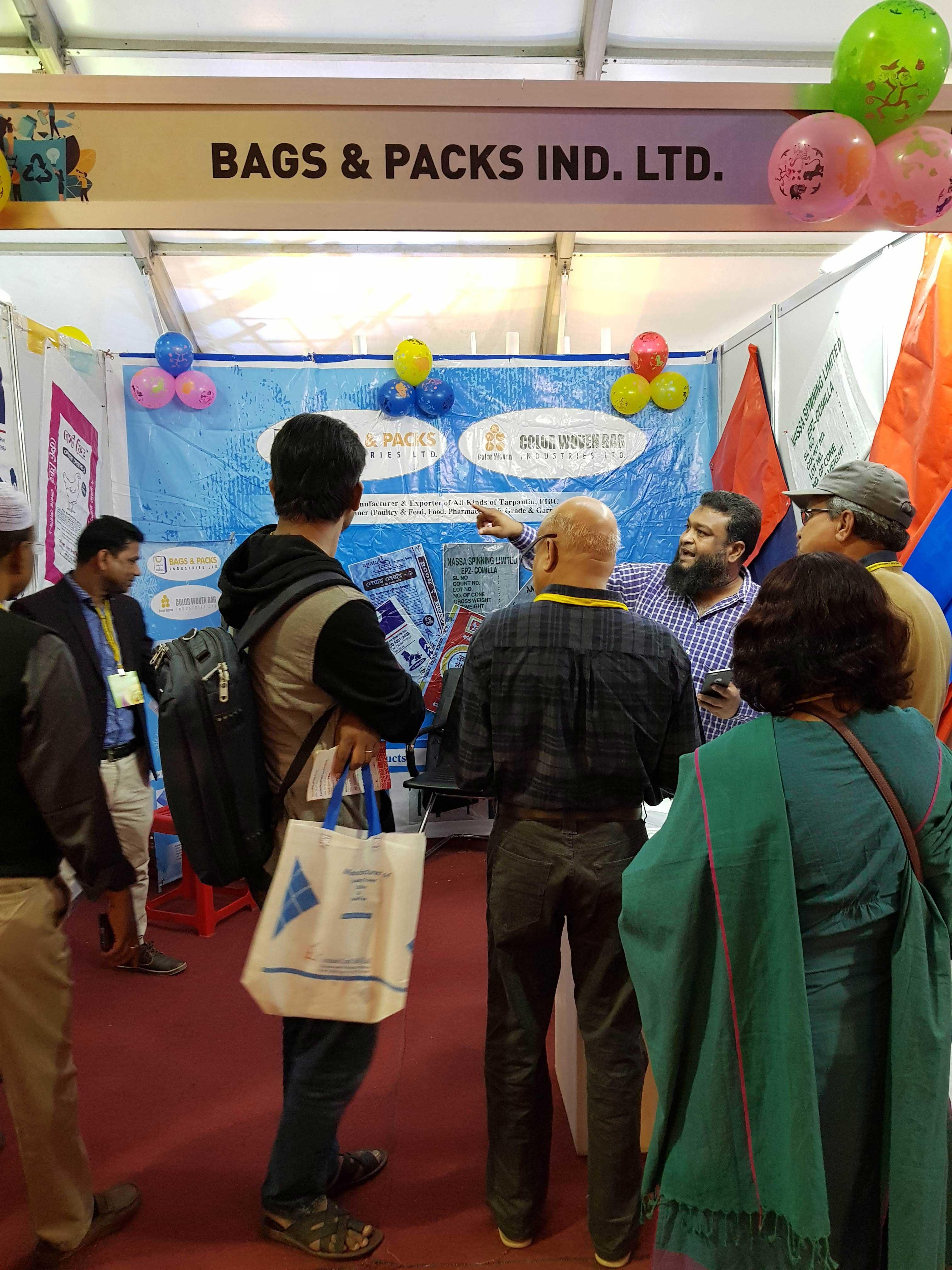 The 14th Bangladesh Int'l Plastics, Printing & Packaging